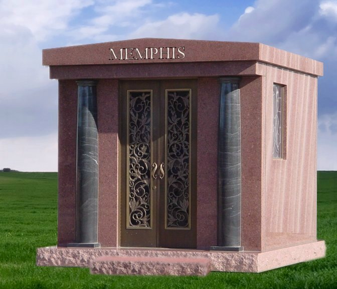 Southern mausoleums inc Mausoleum design